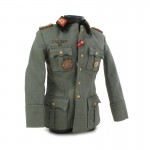 M40 Heer Major General Jacket (Feldgrau)