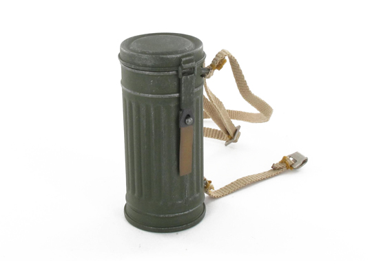 M38 Gas Mask container