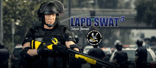 Los Angeles Police Department Special Weapons And Tactics (LAPD SWAT) 3.0 - Takeshi Yamad