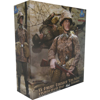 DiD 1//6 Scale WWII German Panzer Division Eastern Front Niels Teller Mine D80089
