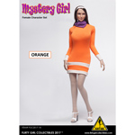 Mystery Girl 2 Set (Orange)