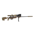 MK13 Mod7 Sniper Rifle with 3-20x50 PM II Optic (Coyote)
