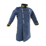 CSA Officer Frock Coat (Blue)