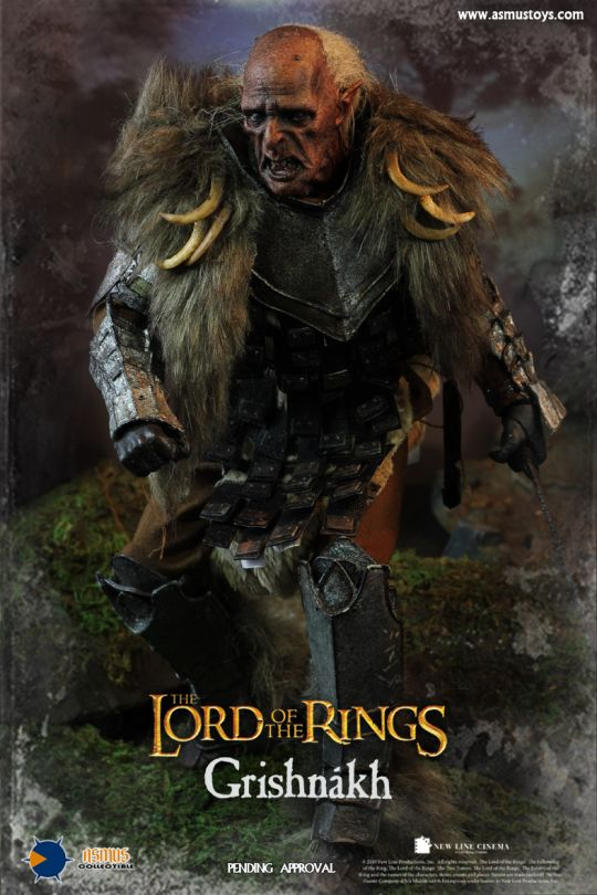 Lord Of The Rings - Grishnakh