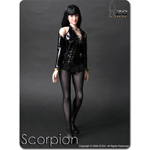 Scorpion Female Set (Black)