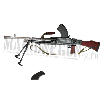 British bren MKI light machinegun