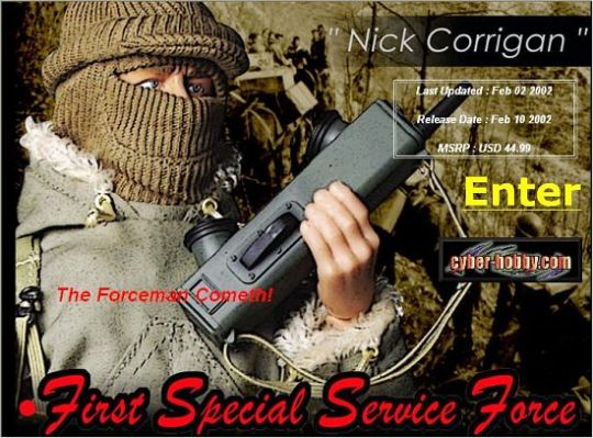 First Special Service Force - Nick