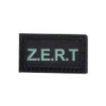IR ZERT Patch (Black)