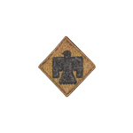 45th Infantry Division Patch (Brown)