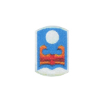 92nd Infantry Brigade Patch (Blue)