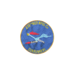 238th AWC Gunrunners Patch (Blue)