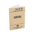 US Army FM-76 Survival Field Manual (Beige)