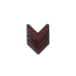 Caporal Insignia (Red)