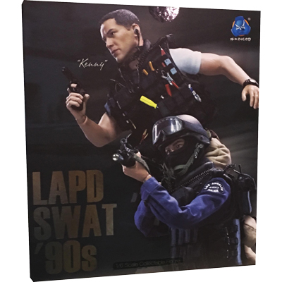 LAPD SWAT 90's - Kenny