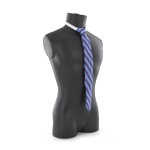 Stripes Tie (Blue)