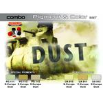 Dust Paint Set
