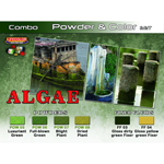 Algae Paint Set