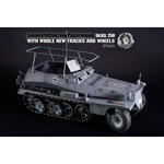 Sd.Kfz.250-3 panzer grey color