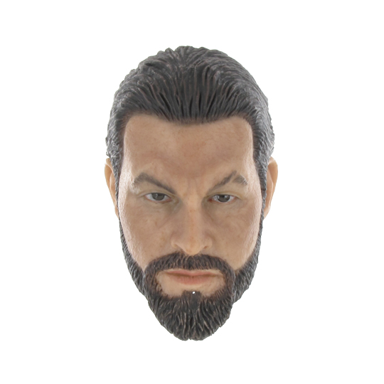 Jason Momoa Heritage: Headsculpt Jason Momoa KAUSTIC PLASTIK