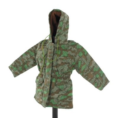 German splinter anorak A