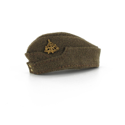 British Army Forage Cap Recce