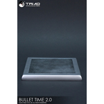 Bullet Time 2.0 Action Figure Stand (Silver)