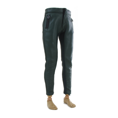 Leather Pants (Green)