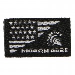 Molon Labe Patch (Black)