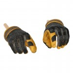 4x Original Mechanix Gloved Hands (Yellow)
