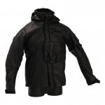 Huntsman Henley Jacket (Black)