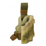 6354 DO ALS Drop Leg Holster (Snake Skin)