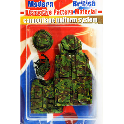 british Falklands equipment set