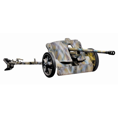 Pak 38 5cm Winter Camouflage (3 Color)