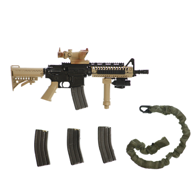 Mk 18 w/ ACOG scope