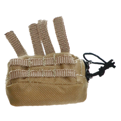 MOLLE system utility pouch