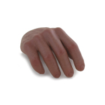 African Male Right Hand