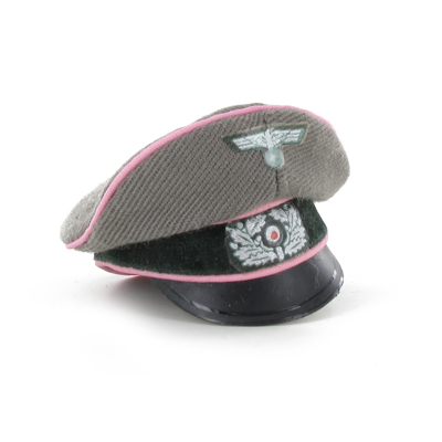 Panzer Heer crusher with pink piping