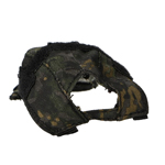 Sentry Ballistic Helmet Cover (Black Multicam)
