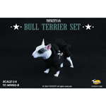 Bull Terrier dog (Type B)