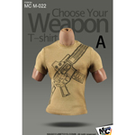 T-shirt Weapon A