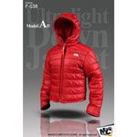 Ultralight Down Jacket Set (Red)