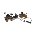 Comtac4 Headset with U94 PTT (Brown)