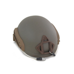Ops Core Fast MT Super High Cut Helmet (Olive Drab)