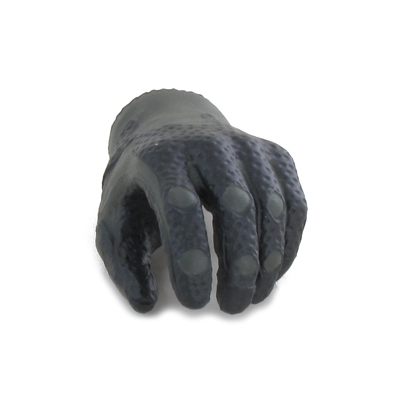 Gloved Left Hand (Black)