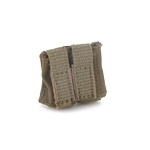 Handgun Double Magazine Pouch (Coyote)