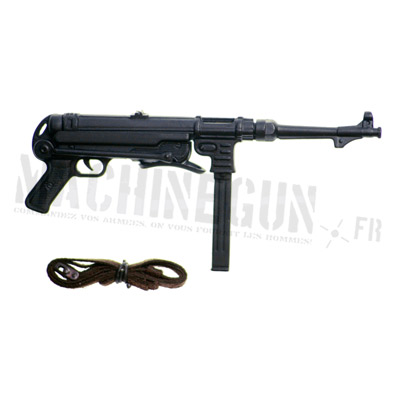 MP 40 Submachinegun (Black)