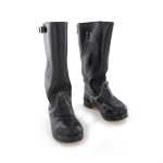 German officer boots (Black)