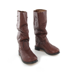 Japanese officer boots (Brown)