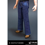 Bootcut Denim Male Outfit Set