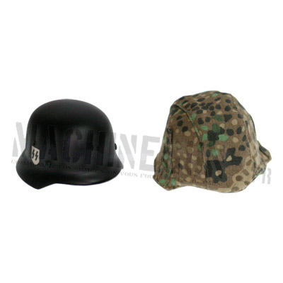 M35 DD helmet with cover
